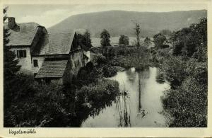 luxemburg, GRUNDHOF, Vogelsmühle (1930s) Postcard