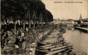 CPA AMIENS Le Marché sur l'eau (868964)