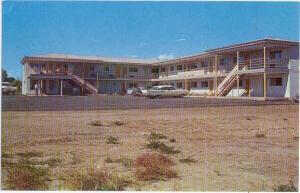 Western Hills Motel Roosevelt Utah UT
