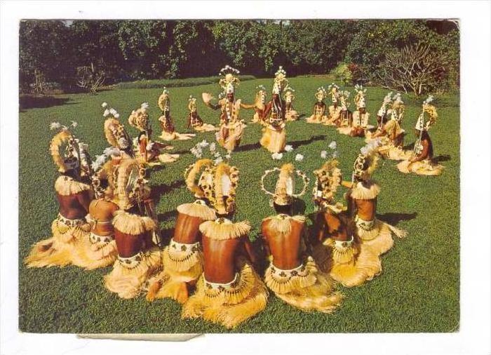 Bora Bora , Coco's dance group. 50-60s