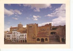 Postal 040196 : Caceres. Plaza Mayor