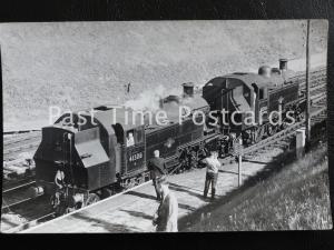 No.41308 & No.41206 - 2 Steam Locomotive FAREWELL TO STEAM TOUR 140515