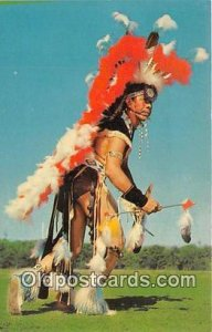 Indian in Full Dreess Photo by Free Lance Photographers Guild, Inc Unused