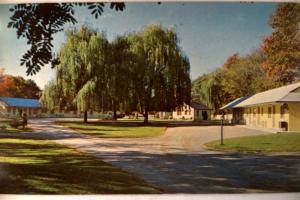 Unused pre-1980 WREN'S NEST MOTEL Portsmouth New Hampshire NH postcard y2937