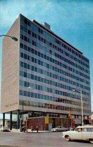 New Mexico Albuquerque The Simms Building