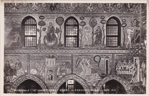 RP, Interno Duomo- Adamo In Paradiso-Mosaici, Monreale (Sicily), Italy, 1920-...