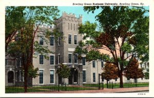 Kentucky Bowling Green Business University 1946 Curteich