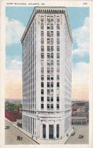 ATLANTA , Georgia, 1900-10s ; Hurt Building