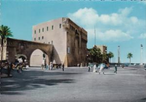 Libya Tripoli The Castle