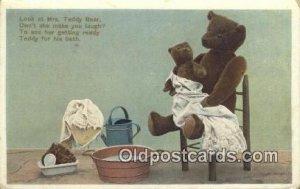 Series 1403, Bear Postcard Bears, tragen postkarten, sopportare cartoline, so...