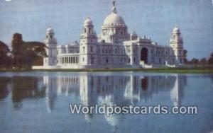 Calcutta, India Victoria Memorial  Victoria Memorial