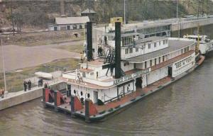 The Last Ride Of The Verity, The Steamer George M. Verity, Victoria Park, Keo...