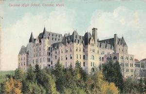 TACOMA, Washington, 1900-10s; Tacoma High School