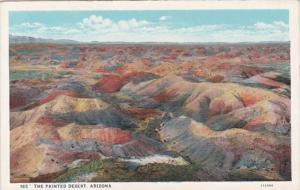 Arizona The Painted Desert Curteich