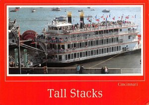 West Virginia Belle Ferry Boats Ship Unused