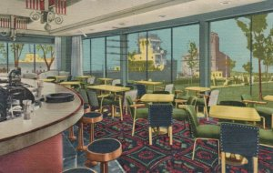 SAULT STE. MARIE, Michigan, 1930-40s; Cocktail Lounge at Hotel Ojibway