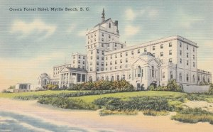 Ocean Forest Hotel , MYRTLE BEACH , South Carolina , 30-40s