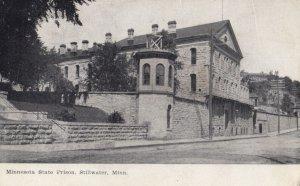 STILLWATER , Minnesota , 1906 ; State Prison