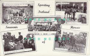 1957 Ireland PC: Royal Dublin Society Horse Show & Derby