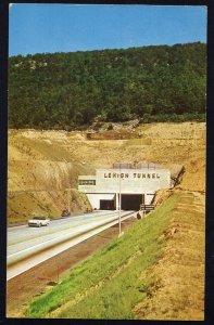 Pennsylvania Turnpike Lehigh Tunnel Chrome