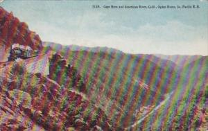 California Cape Horn and American River Ogden Route Southern Pacific Railroad...