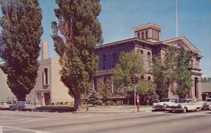 Nevada State Museum In Carson City Reno Nevada