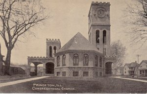 PRINCETON , Illinois , 00-10s ; Congregational Church