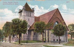 Minnesota Minneapolis Trinity Baptist Church 1909 sk2328