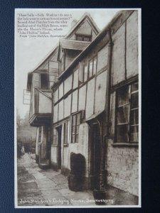 Gloucestershire TEWKESBURYJohn Halifax Lodging House - Old Postcard