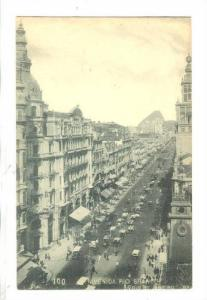 Avenida Rio Branco, Rio de Janeiro, Brazil, 00-10s