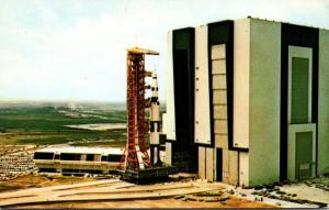 Florida John F Kennedy Space Center Apollo Saturn V