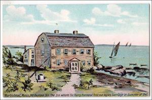 Old Fountain Inn, Marblehead MA