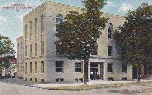 Indiana Valparaise University Music Hall