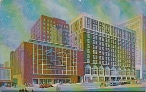 Missouri Kansas City The Muehlebach Hotel & Convention Center