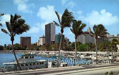 New Marina Miami FL Unused