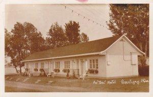 RP: REPENTIGNY , Quebec , Canada , PU-1952 , Au Doc Motel