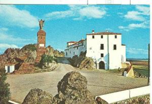 Postal 006496 : Santuario Ntra Sra de la Monta?, Caceres