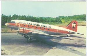 Gas Light Service, Mohawk Airlines, Douglas DC-3
