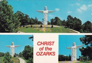 Arkansas Eureka Springs The Christ Of The Ozarks