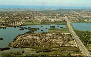 Florida Seminole Aerial View The Holiday Campground