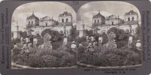 SV: 1910s ;  Cathedral of Leon , NICARAGUA