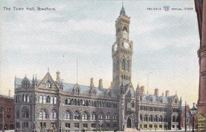 BRADFORD, Yorkshire, England, United Kingdom; The Town Hall, 00-10s