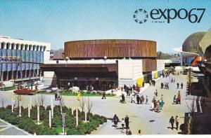 Telephone Association Of Canada Pavilion Expo 67 Montreal Canada