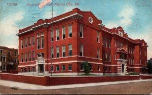 Missouri Kansas City Humboldt School 1914