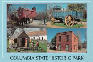 California Columbia State Historic Park Multi View