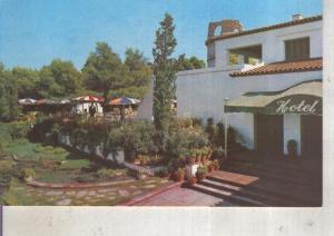 Postal 012499: Gran Hotel Rey Don Jaime en Castelldefels, Barcelona
