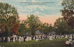 Scene at the Ottawa, Illinois,  PU-00-10s