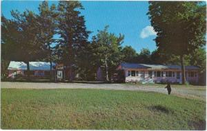 Fox Den Restaurant & Motel Hulbert Michigan MI