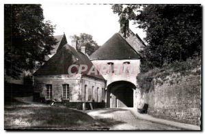 Montreuil sur Mer - Entree Inner Citadel - Old Postcard