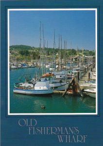 Monterey Harbor Monterey Califonia